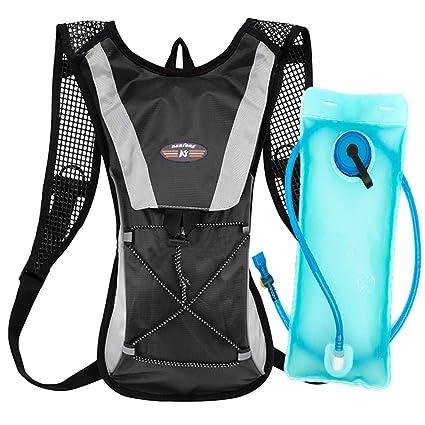 MAXMIKO Hydration Pack Water Rucksack Backpack Bladder Bag Water Bladder  Cycling Hiking Camping Climbing Travel Camelback 6a51732143888