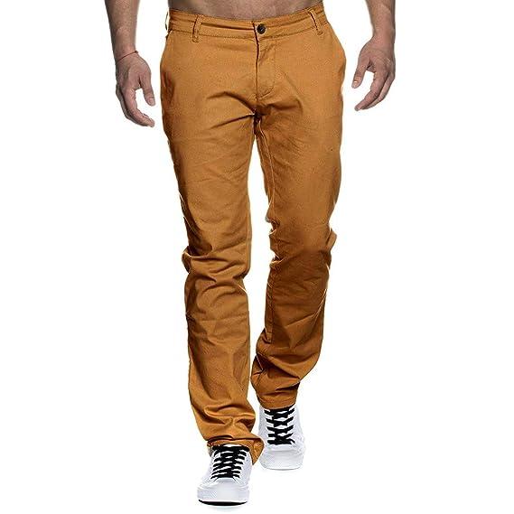 Hombre Harén Chándal Joggers Pantalones para Deporte,Pantalones de ...