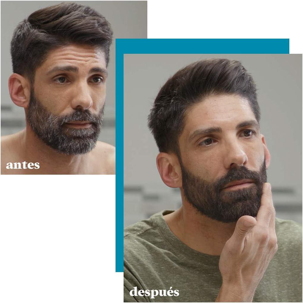 Just For Men Just For Men Tinte Colorante En Gel Para Barba Y Bigote - Castaño Oscuro (Formula Mejorada). M-35