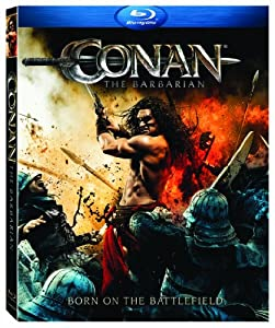 Cover Image for 'Conan the Barbarian'