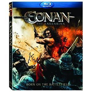 Conan the Barbarian [Blu-ray] (2011)