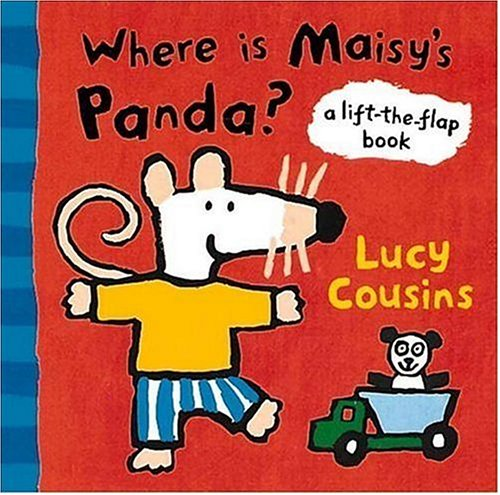 Read Online Where Is Maisy's Panda?: A Lift-the-Flap Book pdf