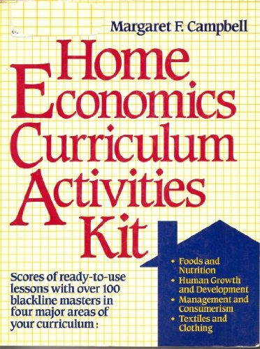 Home economics curriculum activities kit margaret f campbell home economics curriculum activities kit margaret f campbell 9780876284001 amazon books fandeluxe Image collections