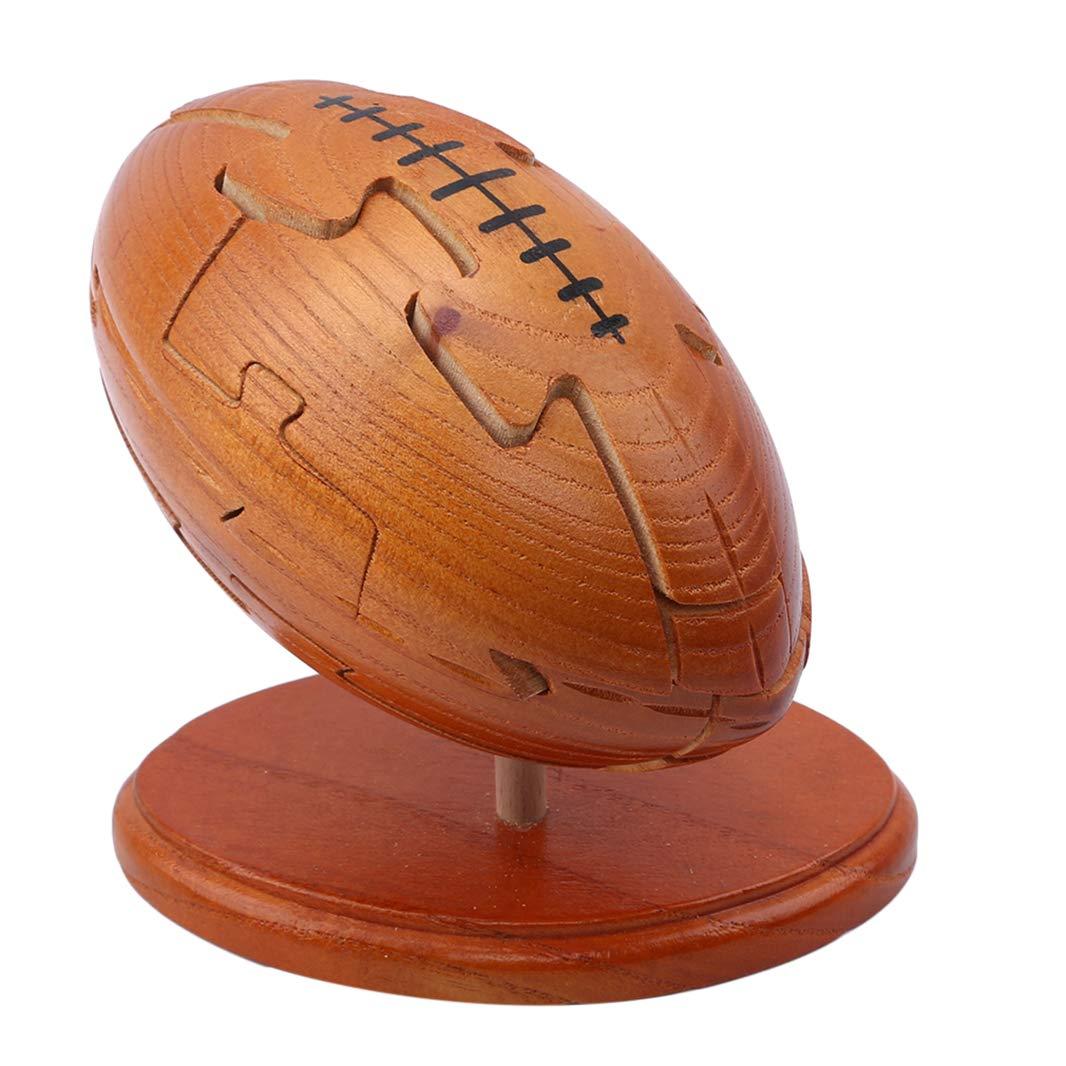 最終値下げ Guoshang 3Dフットボールパズル Guoshang 木製スポーツブロック B07KZQZPSK 子供やティーン向けのおもちゃやギフトに最適 精巧な装飾 精巧な装飾 B07KZQZPSK, Julius:2ae22327 --- a0267596.xsph.ru