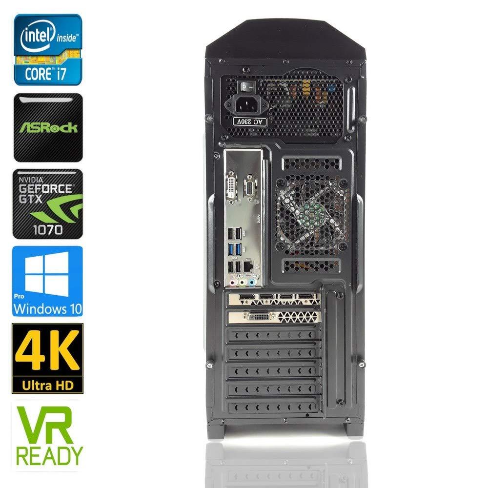 AsRock Gamer - Ordenador de sobremesa (procesador Intel Core i7 4 ...