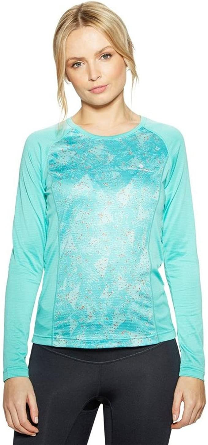 Ron Hill Womens Everyday Long-Sleeve Tee