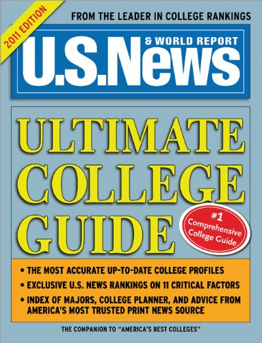 U.S. News Ultimate College Guide 2011