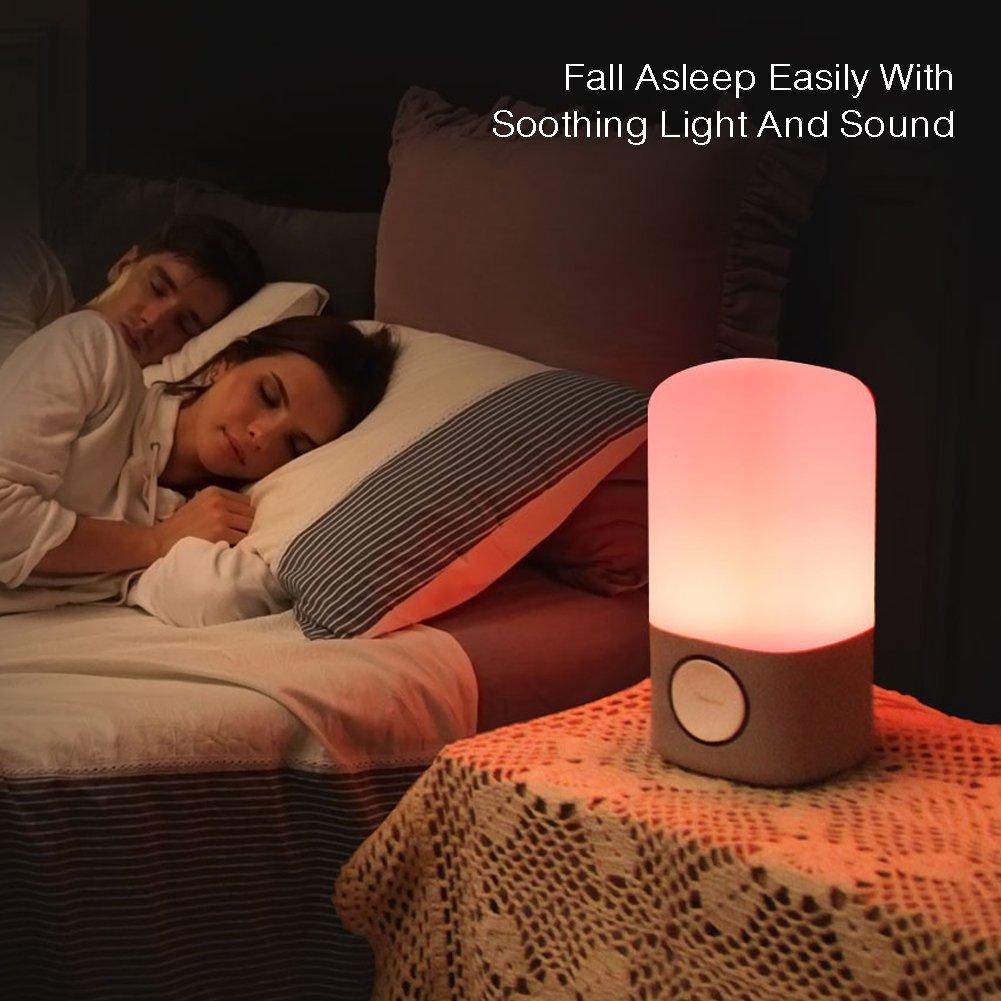 IOS Sleepace NOX Smart WLAN Schlaflicht Wake-up Licht mit ...