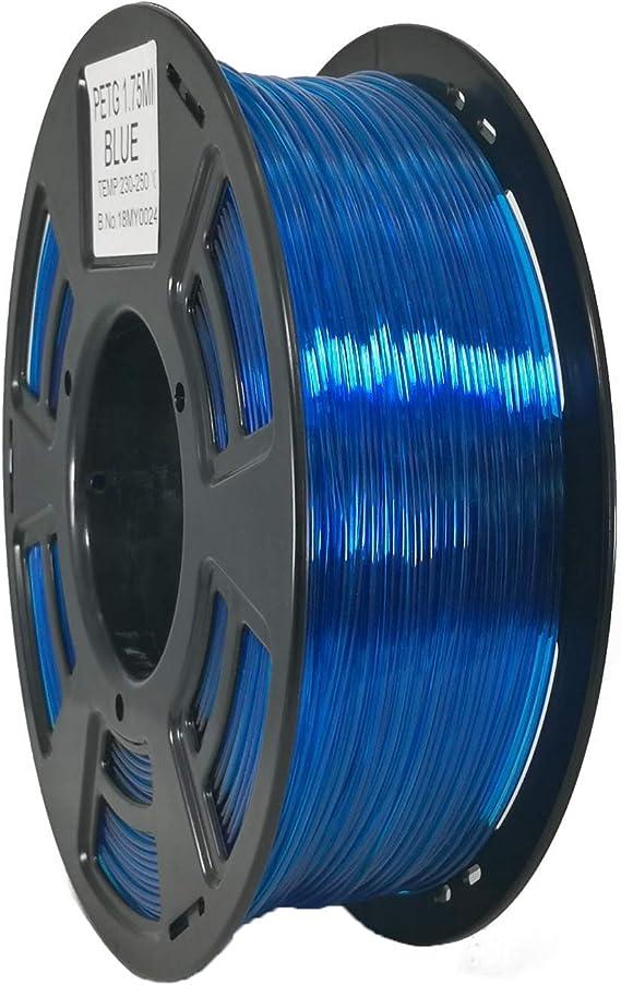 Stronghero3D - Filamento para Impresora 3D PETG (1,75 mm ...