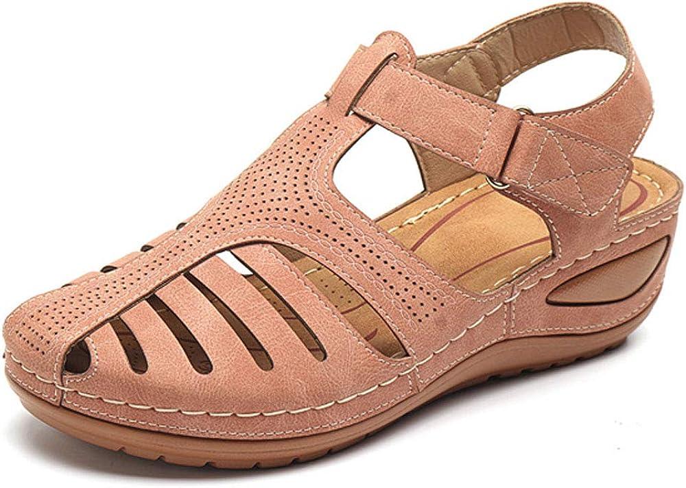 Wide Fit Sandal Vintage Peep Toe Suede