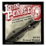 John Pearse Strings Appalachian Dulcimer Set