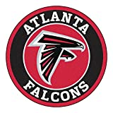 FANMATS 17950 NFL Atlanta Falcons Roundel Mat Team
