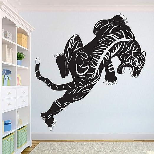 JXLK Tigre Hermoso Lobo Tatuajes de Pared África Wild Lion Pride ...