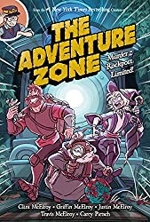 This format is designed to be read on color devices and cannot be read on black-and-white e-readers. In the second Adventure Zone graphic novel (adapted from the McElroy family's wildly popular D&D podcast), we rejoin hero-adjacent sort-of-...