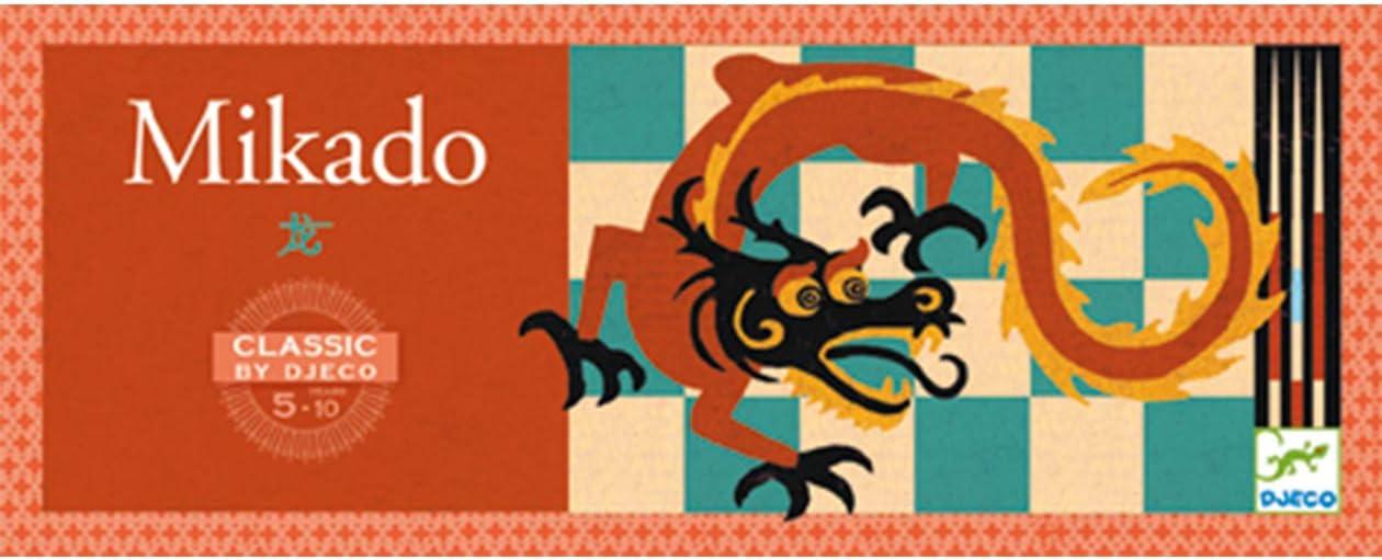 Djeco - Juegos clásicos Mikado: Amazon.es: Juguetes y juegos