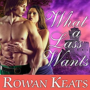 What a Lass Wants Audiobook