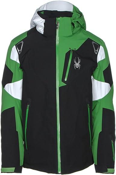 Spyder Men/'s Protect Ski Jacket Color Options