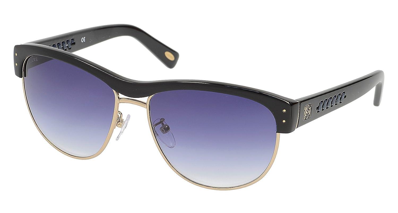 Loewe SLW844M590700, Gafas de sol para Mujer, Shiny Black 59 ...