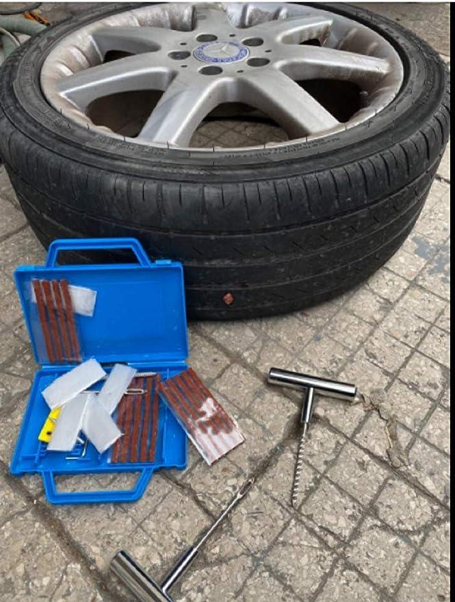Fabur Reparatur Set Für Reifen Reparatur Set Für Reifenpannen Kleines Werkzeug Auto