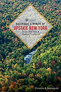 Book Cover: Backroads & Byways of Upstate New York