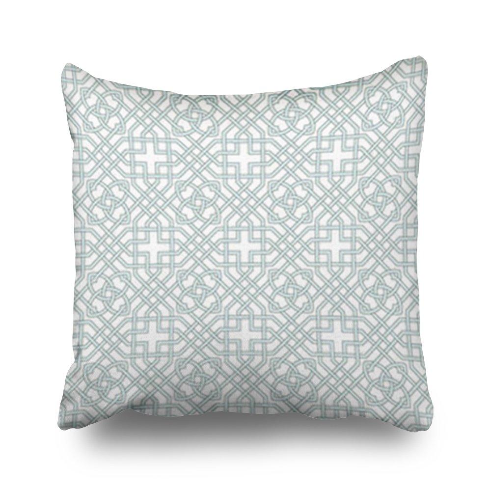 Fundas de almohadas decorativas sin costuras, estilo ...