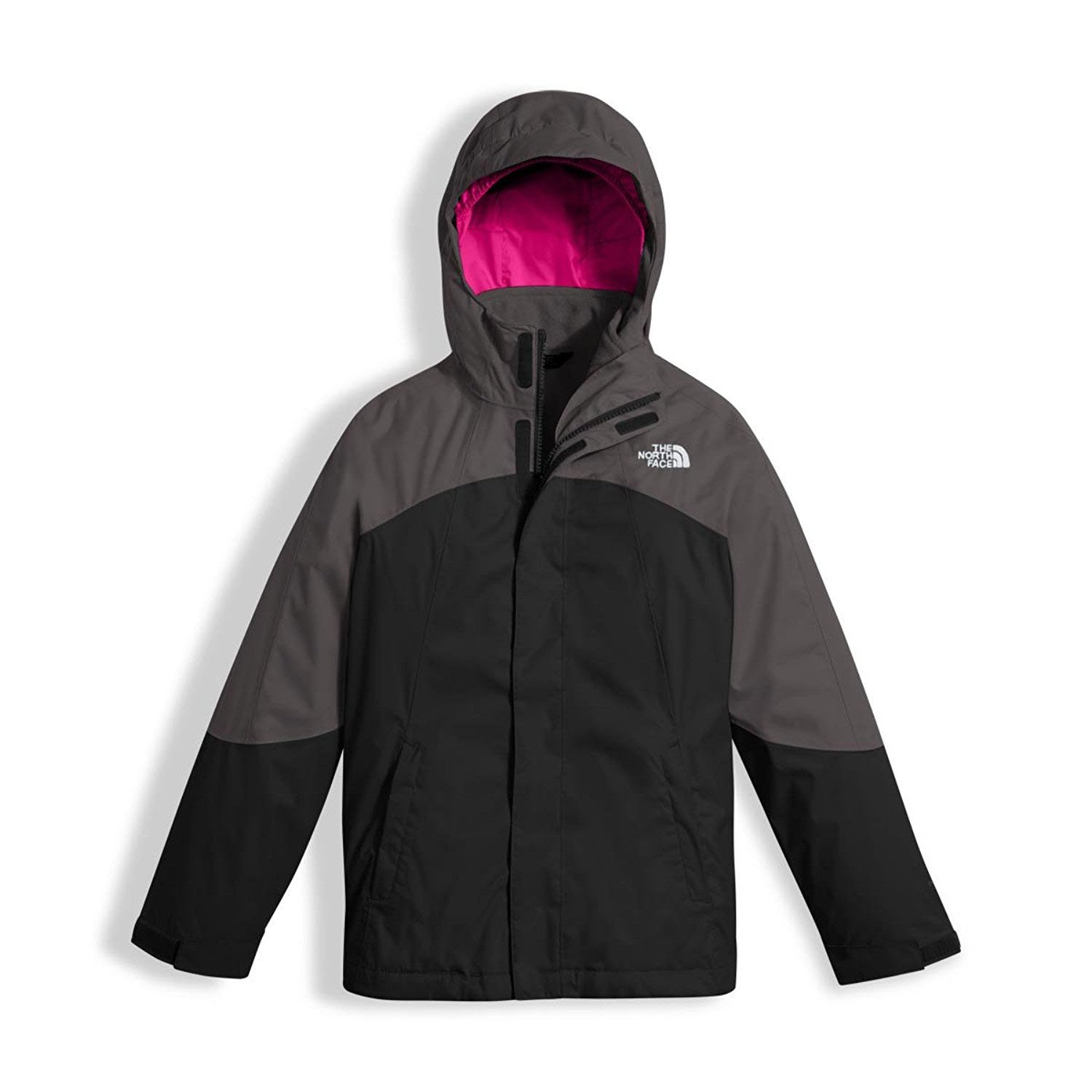 The North Face Girl's Mountain View Triclimate Jacket - Graphite Grey - S (Past Season)