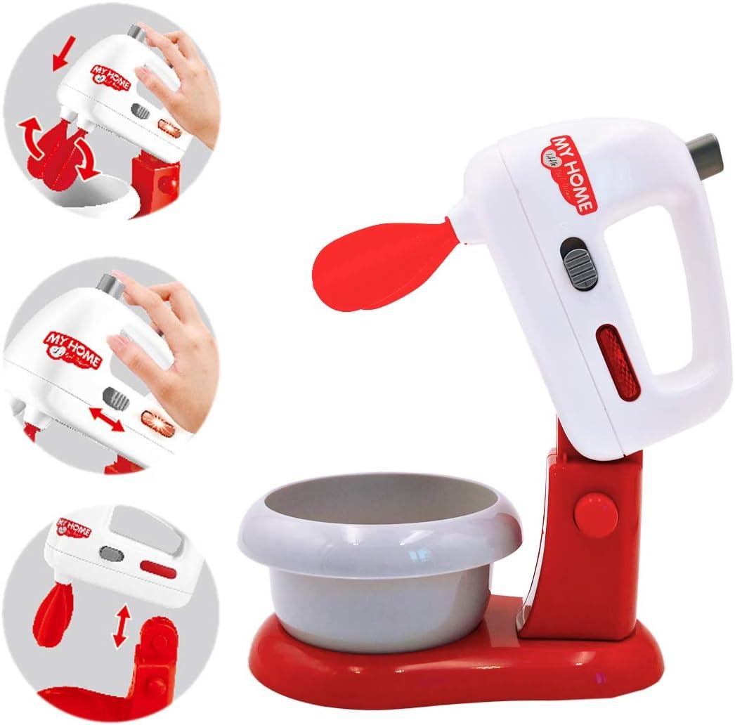 deAO Conjunto de Utensilios Electrodomésticos de Cocina Infantil ...
