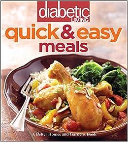 Diabetic living quick easy meals diabetic living editors diabetic living quick easy meals diabetic living editors 9780470872802 amazon books forumfinder Gallery