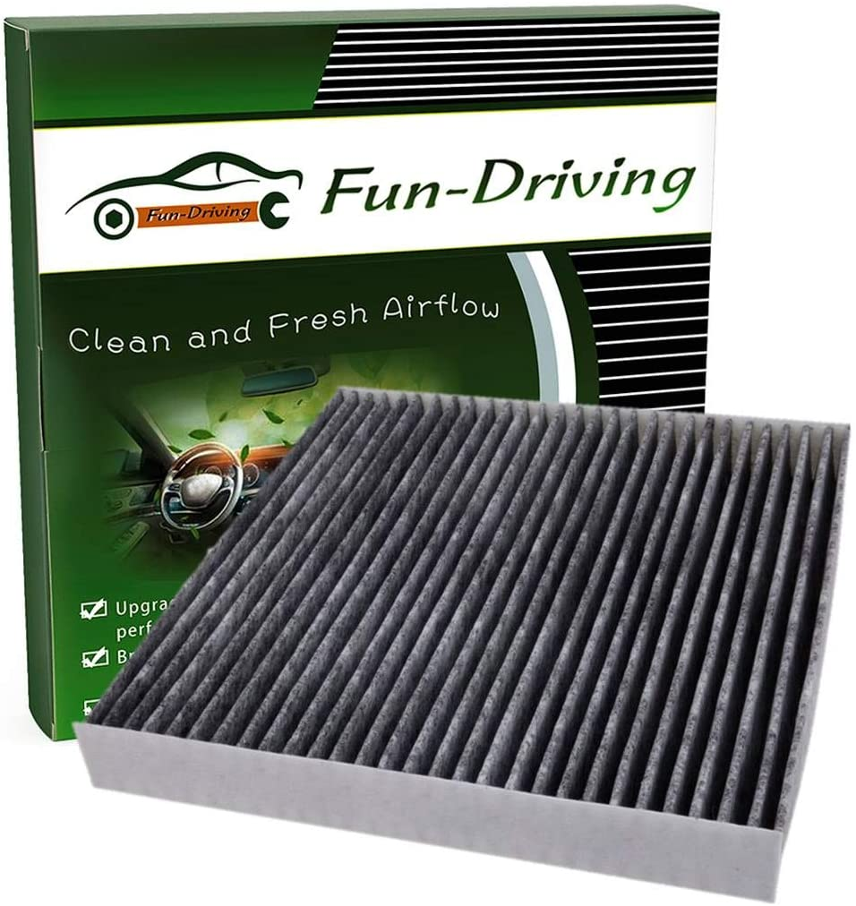 Cabin Air Filter for Toyota/Lexus/Land Rover/Pontiac,Replacement for CF10285,CP285 (Activated Carbon,1 Pack)