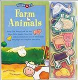 Farm Animals, Jane Massey, 1571454160