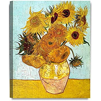 Amazon Decorarts Twelve Sunflowers By Vincent Van Gogh The