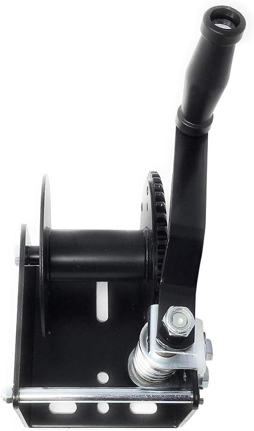 Electrostatic Powder Coated Taj Tools Worm Gear Puller Hand Winch