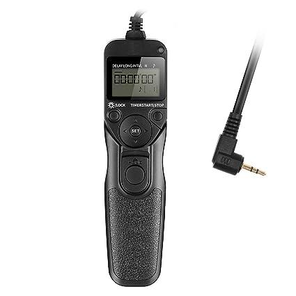 Hasde - Disparador Remoto para cámara réflex Digital Canon T5i T4i ...
