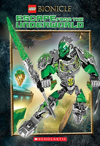 Escape from the Underworld (LEGO Bionicle: Chapter Book ()