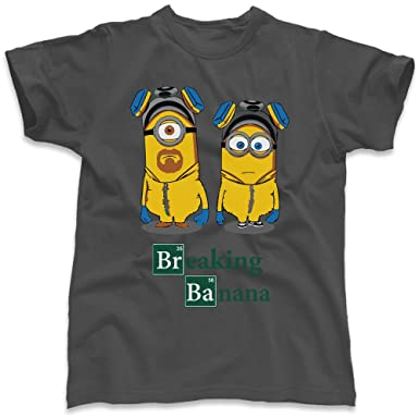 Breaking Banana Breaking Bad Minions , Men's T-Shirt
