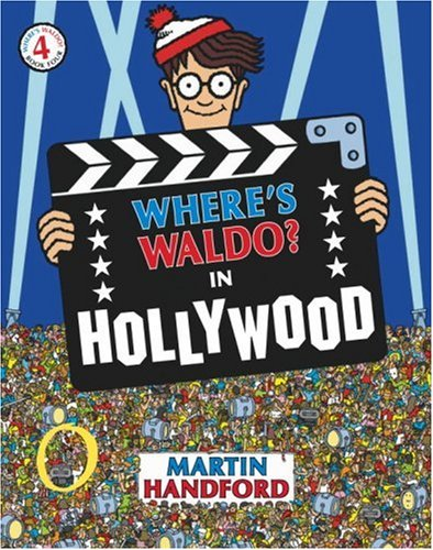Where's Waldo? In Hollywood - In Stores Hollywood Ca