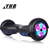 """YHR 6.5"""" 2 Wheels Self-Balancing Hoverboard for Kids and Adults"""
