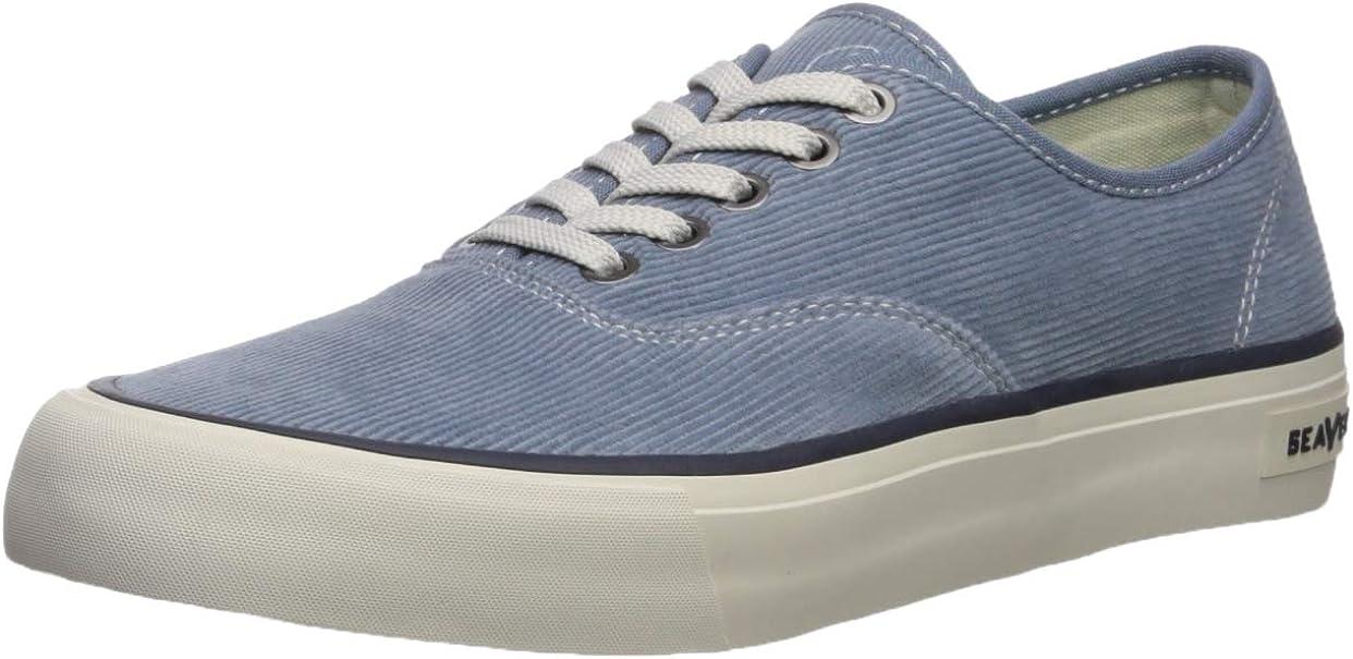 Max 83% OFF SeaVees Men's Legend Corduroy Sneakers Factory outlet Varsity