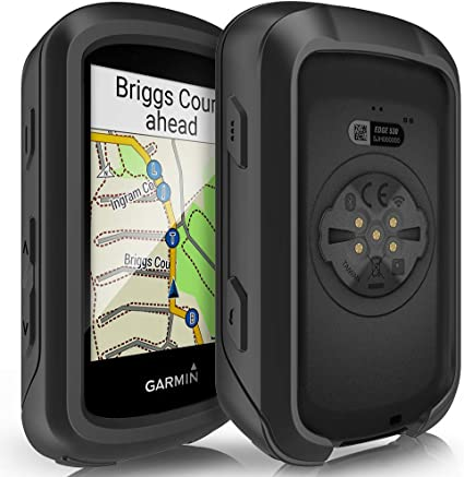 Amazon.com: TUSITA Case for Garmin Edge 530 - Silicone Protective ...
