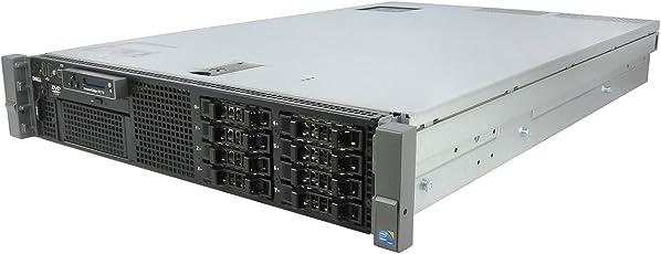 Premium DELL PowerEdge R710 Server 2X 3.47Ghz X5690 6C 72GB 8X 512GB SSD (Certified Refurbished)
