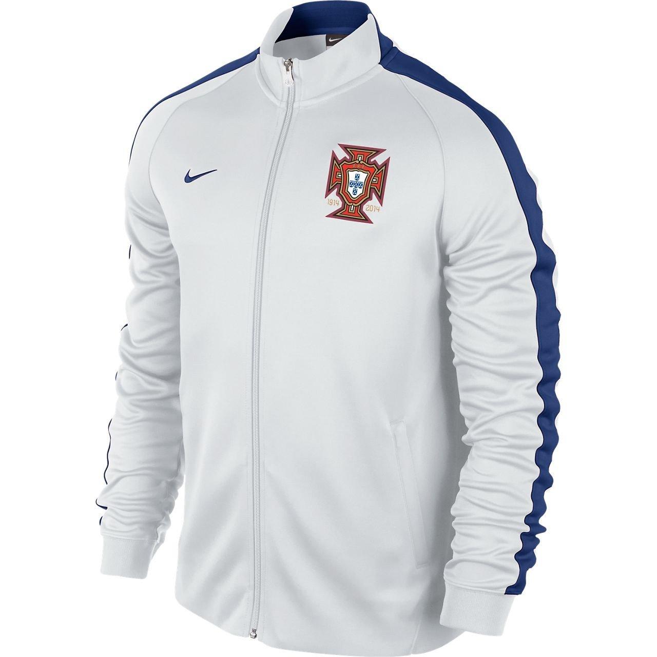 N98 Veste Blanc Portugal Jacket Xl Nike Track Authentic 5HnO8Ux
