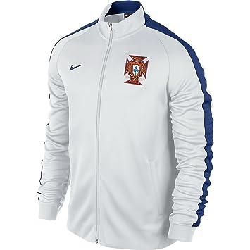 Nike T-Shirt CBF Brasil Covert - Camiseta de equipación de fútbol para hombre,