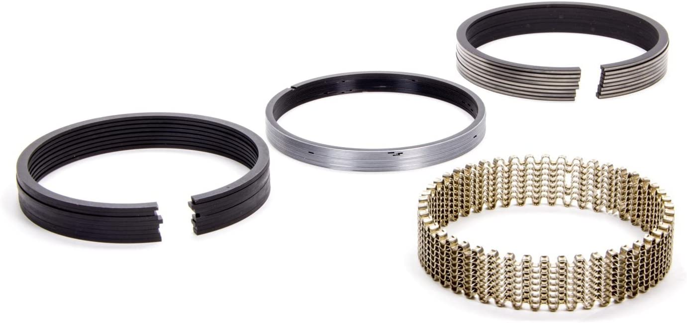 Hastings 2C6135S020 Single Cylinder Piston Ring Set