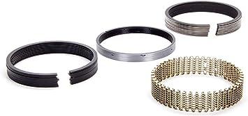 Hastings 2C4973040 4-Cylinder Piston Ring Set