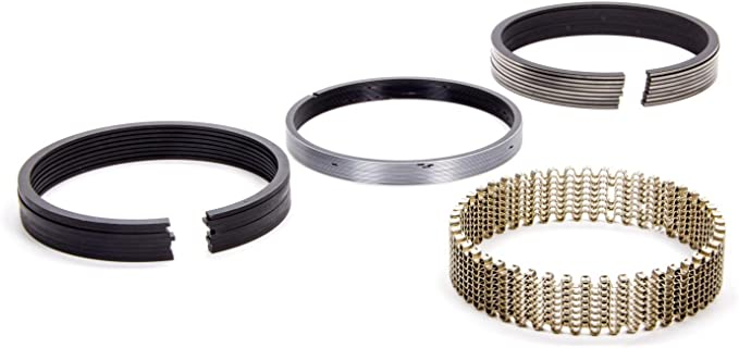 Hastings 2C4750020 6-Cylinder Piston Ring Set