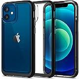Spigen Neo Hybrid Crystal Designed for iPhone 12 Mini Case (2020) - Black