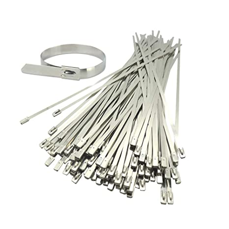 Bridas para cables de acero inoxidable Bridas para cables ...