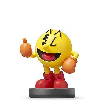 Amazon.com: Pac-Man amiibo (Super Smash Bros Series): Video Games