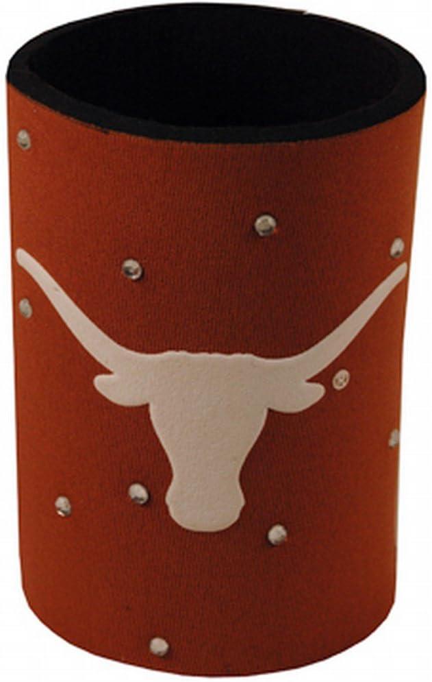 NCAA Texas Longhorns Rhinestone Koozie