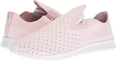bae86f3baae86f Native Shoes Unisex Apollo Moc Cold Pink Shell White Shell Rubber 7 Women